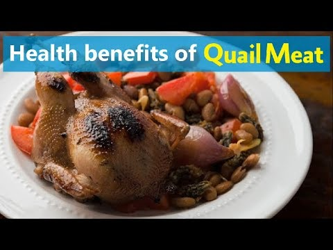 Health Benefits Of Quail Meat