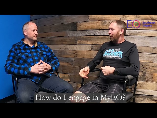 2) How do I engage in MyEO?