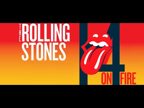 The Rolling Stones - Jumpin Jack Flash - Stade de France - 14 on Fire - 13 Juin 2014