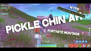 """""""Pickle Chin Ah Boy"""" A Fortnite Minitage by Zera #Parallel100kRC"""