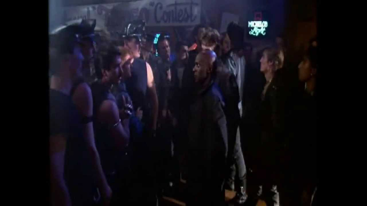 Police Academy 2 Their First Assignment The Blue Oyster Bar Youtube
