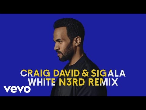 Craig David, Sigala - Ain't Giving Up (White N3rd Remix) [Audio]