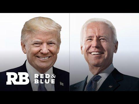 Trump and Joe Biden prepare for first presidential debate in Cleveland
