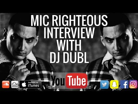 Mic Righteous Interview - Breaks down #Dreamland album, where is English Frank & Lowkey coming back?