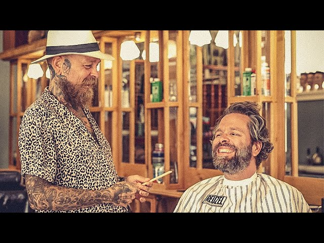 HOW TO CUT: Fifty shades of The Bearded Bastard by The Bloody Butcher