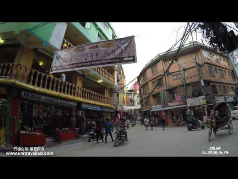Thamel Street In Kathmandu | Nepal(泰美尔街区)