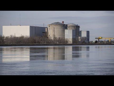 Первый энергоблок АЭС
