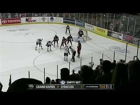 Grand Rapids Griffins Game 6 Calder Cup Finals - Final Minute & Postgame with Bob Kaser