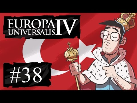 Let's Play EU4 - Dar al-Islam Achievement - Ep 38 - Ignore Europe