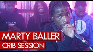 Marty Baller freestyle - Westwood Crib Session