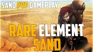 Roblox | Rare Element Sand | Sand PVP | Ninja Heroes Online Adventure | iBeMaine