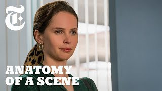Watch Felicity Jones as a Young Ruth Bader Ginsburg in 'On the Basis of Sex' | Anatomy of a Scene