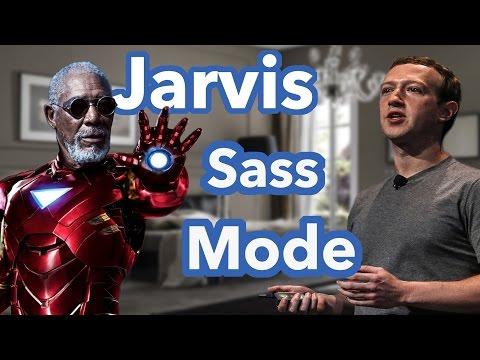Jarvis Sass Mode | Zuckerbergs New AI Feature (Parody)