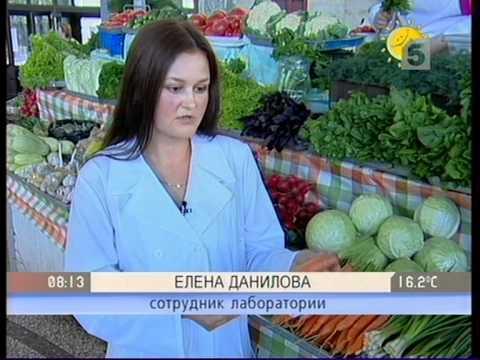 Видеосюжет о пользе моркови