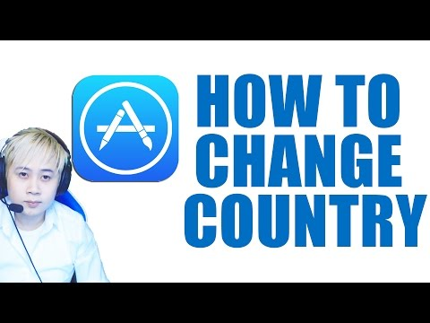 How To Change Country In App Store For Games