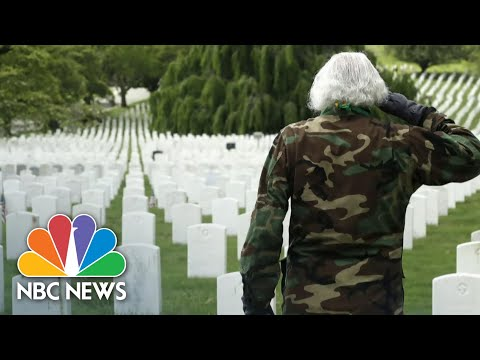 Americans Pay Memorial Day Tribute To U.S. Military Members Who Died In Service