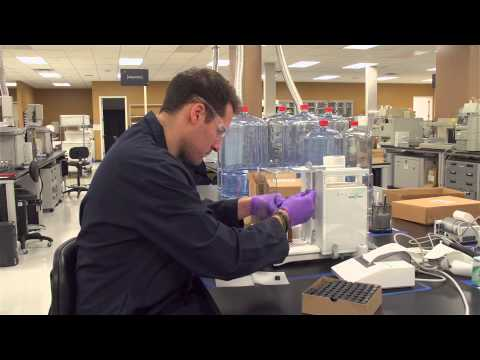 Waters Analytical Standards and Reagents: Quality