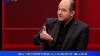 ALEVILERIN KAYIP KITASI AMERIKA(  EFFA Basin Sözcüsü Nidal Hawari)