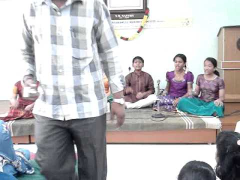 Potti Sreeramulu Competition Songs - Junior Group from Ganapriya School of Music
