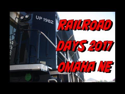 Mancave Visit - Railroad Days 2017 Omaha Ne