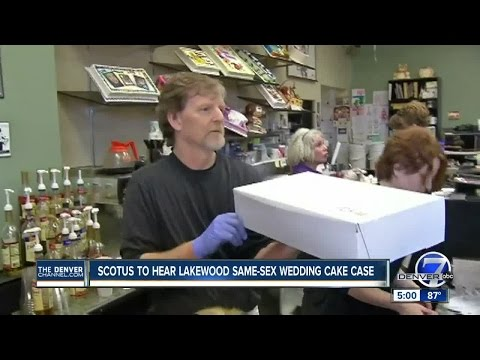 Cake shop owner says he's lost business