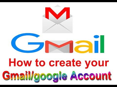 how to create your gmail account by Raj gupta