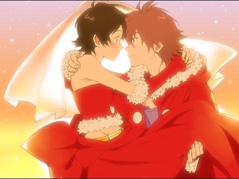 [AMV] Animes Epic Romantic Moments - little wonders - YouTube