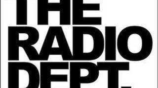 The Radio Dept.- Strange Things Will Happen