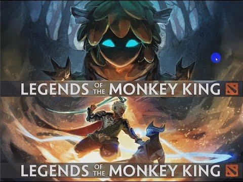 Legends of the Monkey King Strip - Srpski Prevod