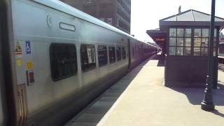 Metro North Railroad: 2003-06 M-7A MNR (Harlem Line) at Harlem-125th St (4/6)