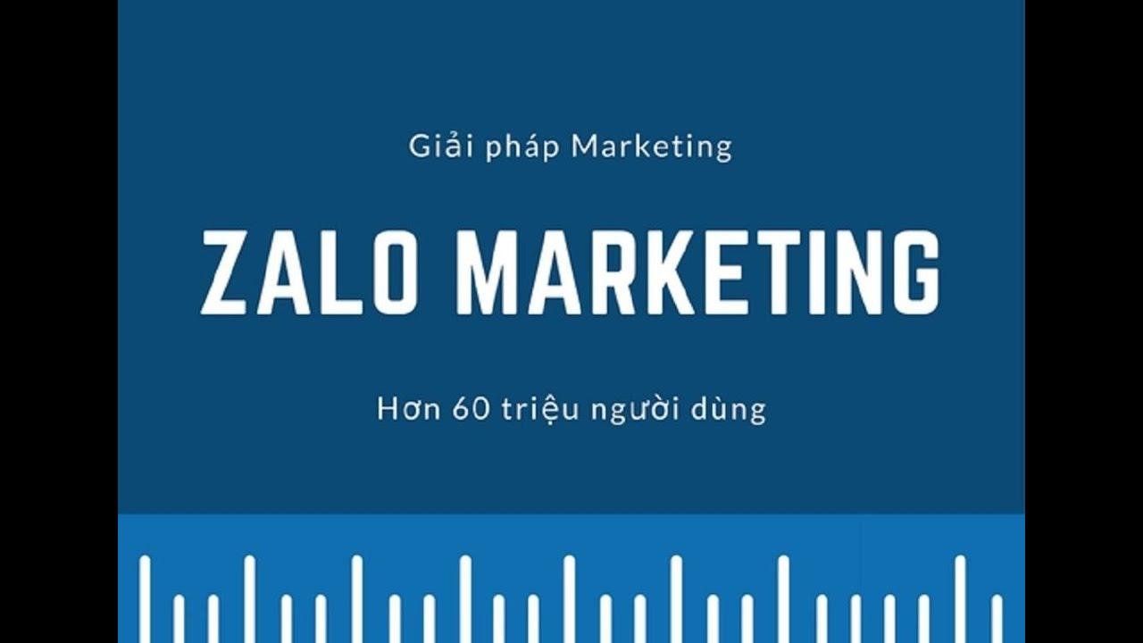 Công cụ zalo marketing – Tự động kết bạn và gửi tin nhắn zalo