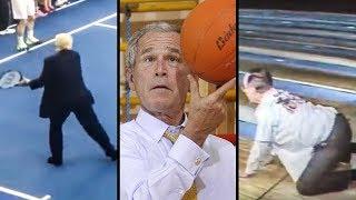 CRINGY Politician Sports Fails