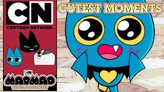 MaoMao: Heroes of Pure Heart | Adorabat's Cutest Moments | Cartoon Network UK