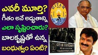 MVVS Murthy Died In USA Accident | Gitam University | Vizag