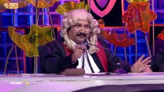 Super Singer Junior - Maathi Yosi With The Judges