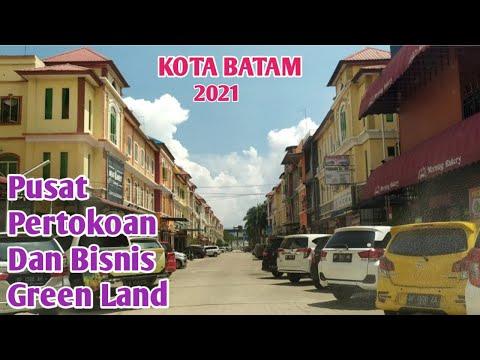 BATAM TERKINI - KOMPLEK GREEN LAND BATAM CENTER - PUSAT PERTOKOAN & BISNIS