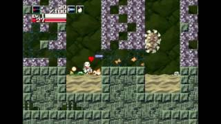Cave Story Blind Run Part 12: Just Deserts