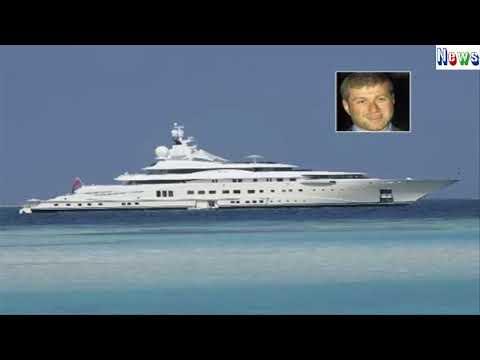 NEWS - The most luxurious yachts[ Những du thuyền sang trọng bậc nhất]