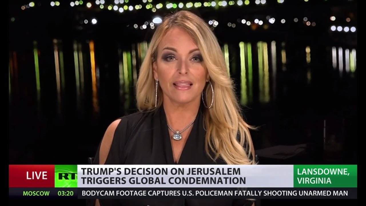 Middle Eastern promises: 'Most Americans support Trump's Jerusalem decision'