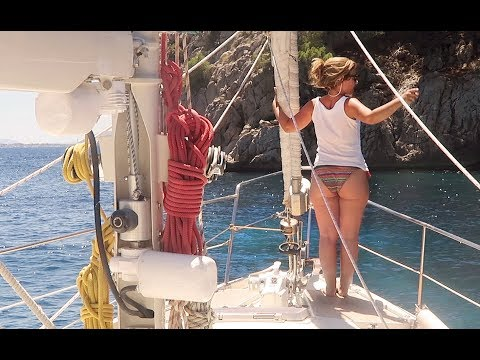 Ep 17, Sailing Balearic Islands, Soller, Pollença Illes Balears  Navegar por Islas Baleares