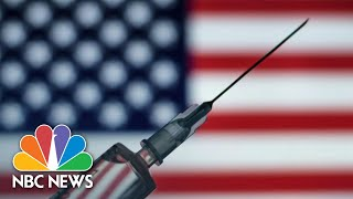 More Than Half Of Americans Wouldn't Take COVID-19 Vaccine Before Election, Poll Finds   NBC News
