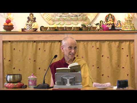 53 Engaging in the Bodhisattva's Deeds: Giving Our Body and The Dharma 06-24-21