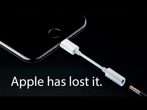 The iPhone 7 Rant: Apple Dun Goofed Up