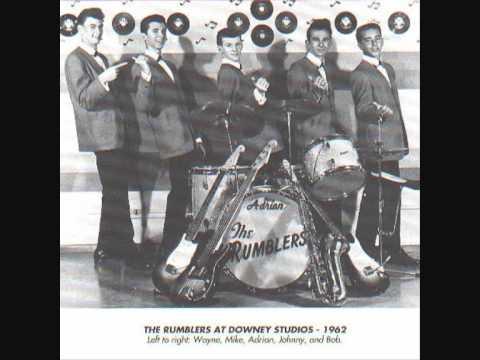 The Rumblers Soulful Jerk Hey Did A Da Da