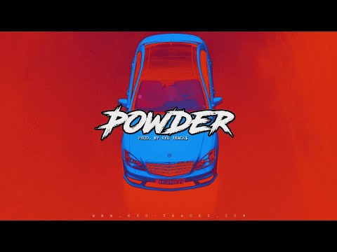 "Drill Rap Instrumental ""POWDER"" 