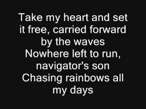 Iron Maiden - Ghost of the Navigator Lyrics