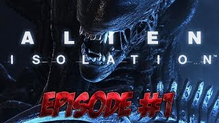 NoThx playing Alien: Isolation EP01