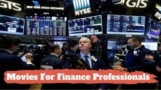 Top 20 Must-Watch Movies For Finance Professionals