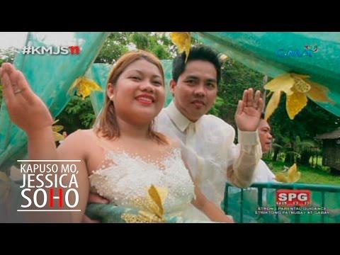 Kapuso Mo, Jessica Soho: Tangkal-tangkal bridal car
