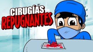CIRUGÍAS REPUGNANTES - Super Sports Surgery | iTownGamePlay